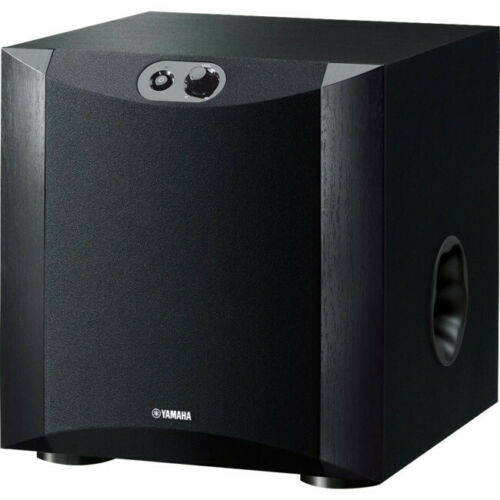 "Yamaha NS-SW200 130W 8"" Subwoofer with Advanced YST II"