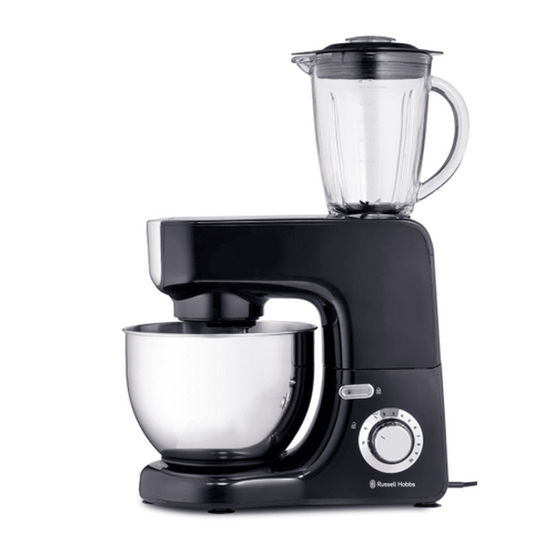 Russell Hobbs RHKM10 Kitchen Machine 10 Speed Mixer with 1.5L Jug - Black