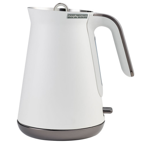 Morphy Richards 100024 240024 Aspect Kettle & Toaster Pack - White