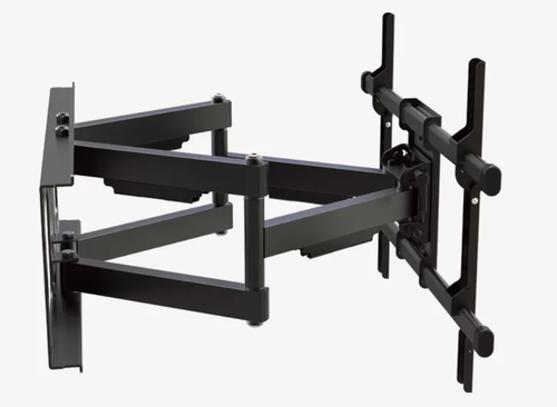 "Ezymount VLM5400 Full Motion Wall Mount for 42"" - 90"" TVs up to 65kg - Black"