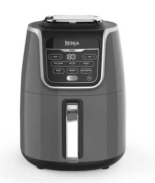 Ninja AF160 6 Function  Foodi Deluxe Digital 1460W Air Fryer - Grey