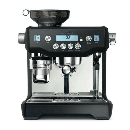 Breville BES980BTR the Oracle® Espresso Machine - Black Truffle