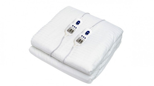 Bambi EBCOT20BAMLS Electric Cotton Blanket - Long Single