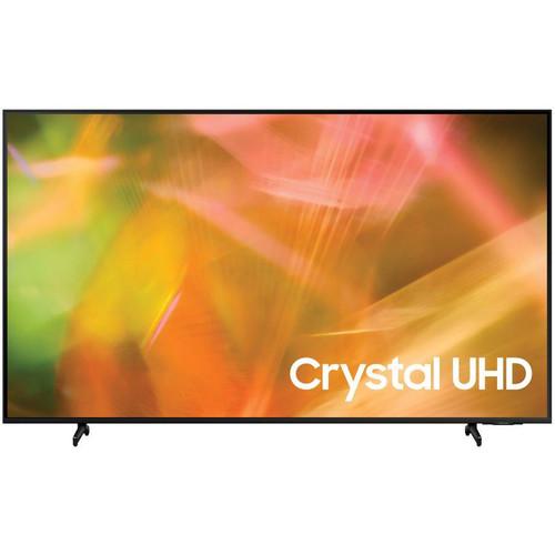 "Samsung UA43AU8000W 43"" AU8000 Crystal UHD 4K Smart TV (2021)"