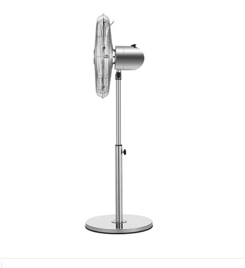 Dimplex  DCPF40CH 40cm High Velocity Pedestal Fan with 3 Speed Settings - Chrome