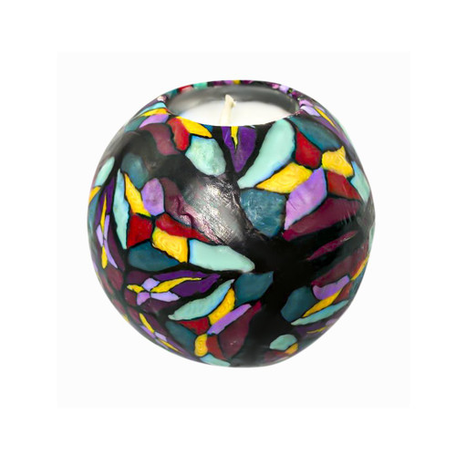 Notre Dame Cathedral Glow in Dark Candle Ball