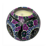 Butterfly Glow in Dark Floral Scented Handmade Candle Ball