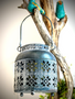Candle Lamp Outdoor Portable