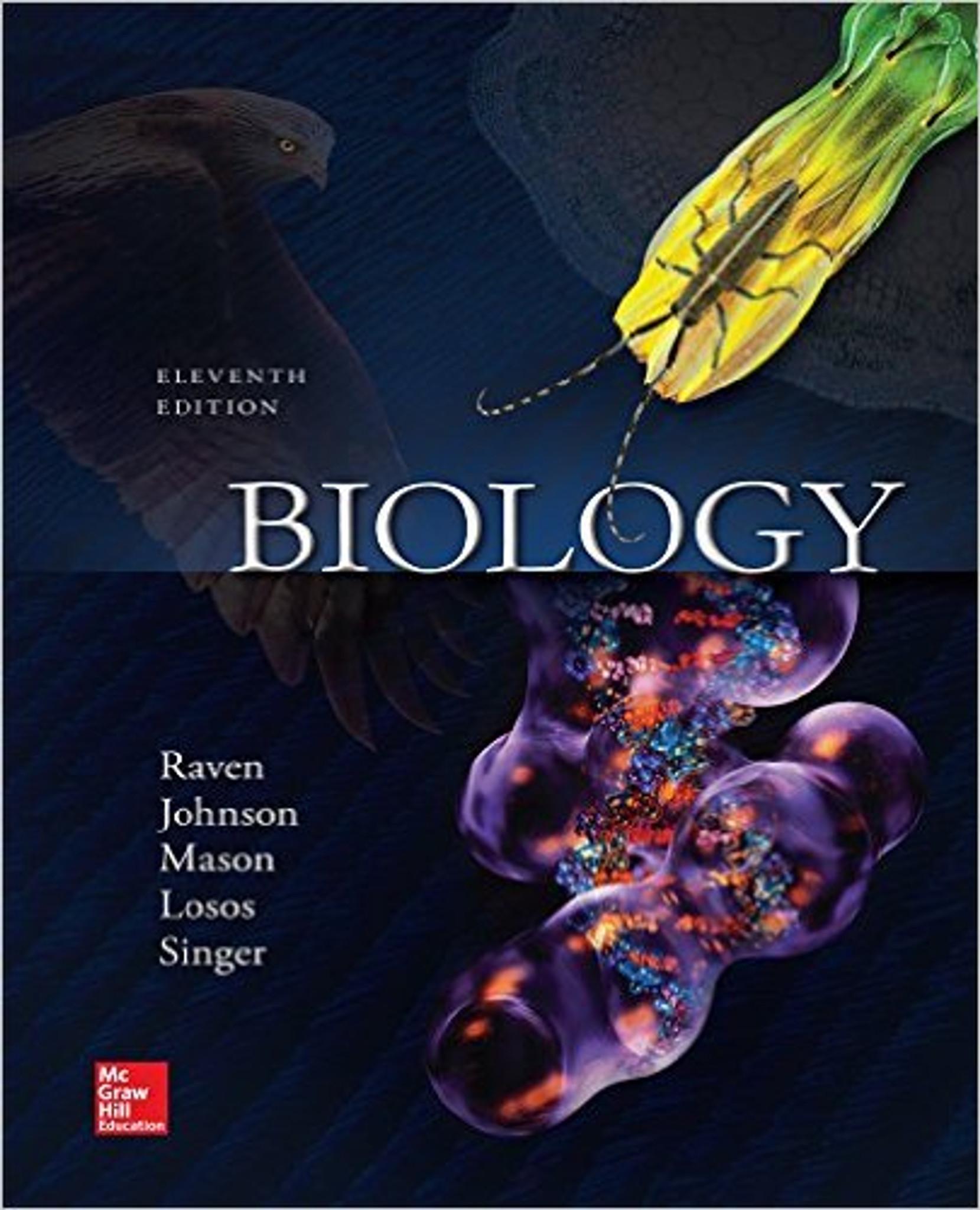 Image result for raven biology 11th edition