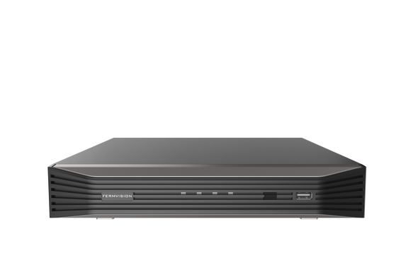 8ch NVR with 2TB hard drive