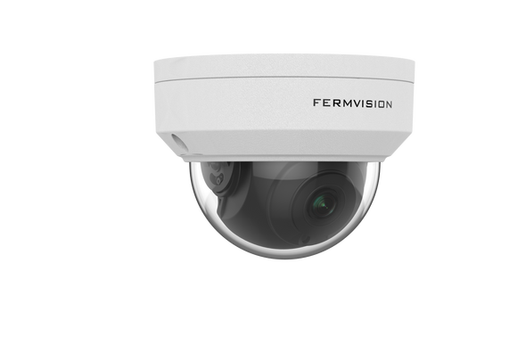 5MP IP Vandal Dome Camera