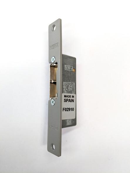 12Vac 300 Series Flush Mount Automatic w. Unlocking Lever Short Shield