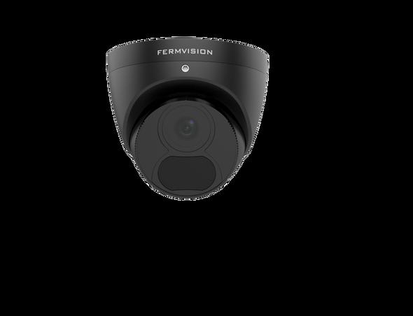 8MP IP Dome (Black) Full Metal Camera