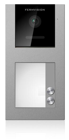 Qseries 2-Wire 2 Push Apart Door Station - No Prox