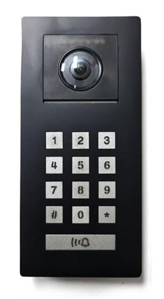 Qseries 2-Wire Black Keypad Door Station