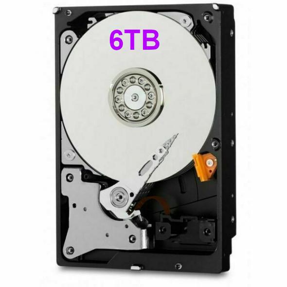 6TB Surveillance Hard Drive