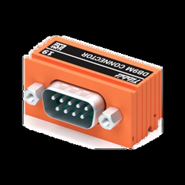 DB9M connector