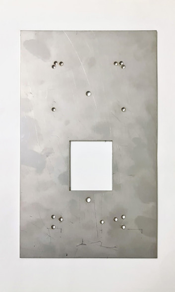 Universal Stainless Steel Conversion Plate