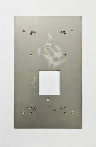 Aiphone Stainless Steel Conversion Plate