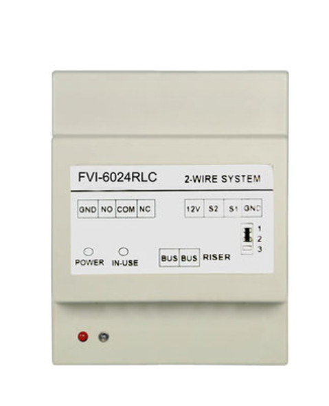 2-Wire 4 Secure Relay Output