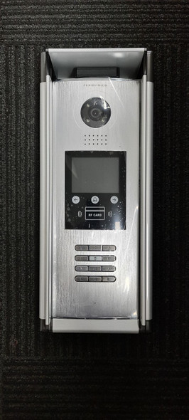 2-Wire Apartment Flush Door Station with Proximity Reader