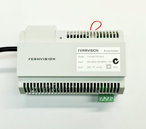 2-Wire Power Supply & Controller