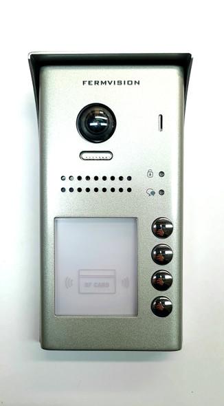 2-Wire 4 Push Button Door Station