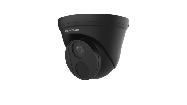 5MP IP Dome (Black) Camera