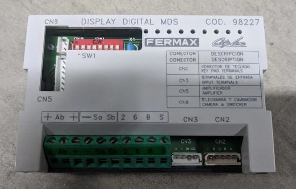 Cityline Classic MDS Digital Display
