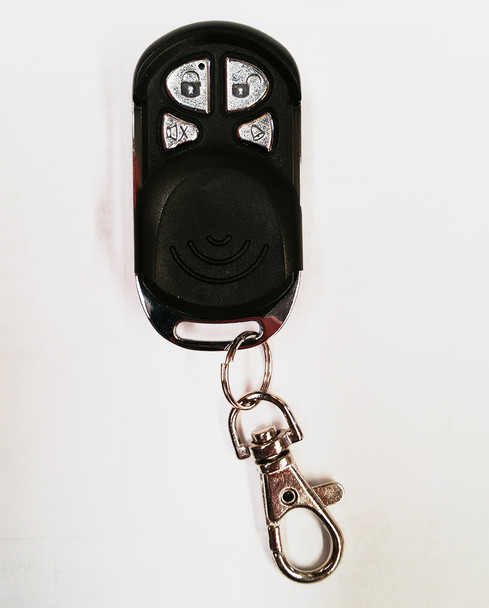 4 Button Transmitter with High Security Prox Insert