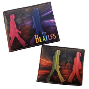 Beatles - Abbey Road with Zip Coin Pouch Wallet