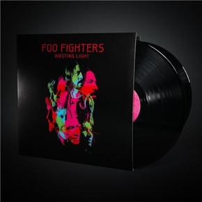 Foo Fighters - Wasting Light 2LP Vinyl