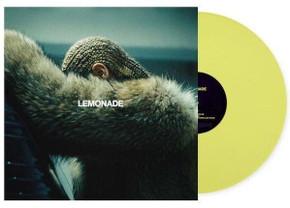Beyonce - Lemonade 2LP 180 Gram Yellow Coloured Vinyl