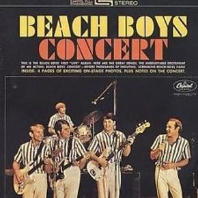 Beach Boys - Concert Vinyl (Used)