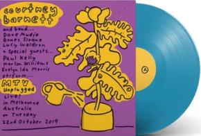 Courtney Barnett - Mtv Unplugged - Live In Melbourne Aqua Coloured Vinyl (Used)