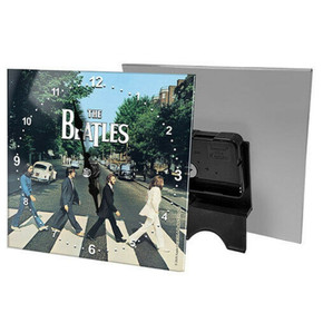 Beatles - Abbey Road Desk Clock