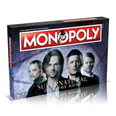 Supernatural - Monopoly Board Game