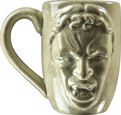 Doctor Who - Weeping Angel Molded Mug
