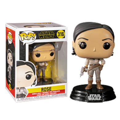 Star Wars Ix Rise of Skywalker - Rose Pop! Vinyl