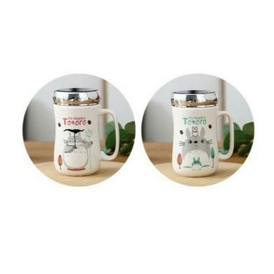 My Neighbor Totoro - Totoro Tall with Lid Mug