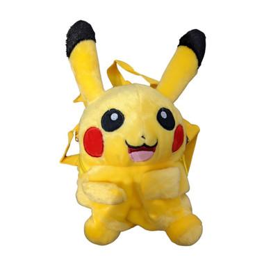 Pokemon - Pikachu Plush Small 25cm Backpack
