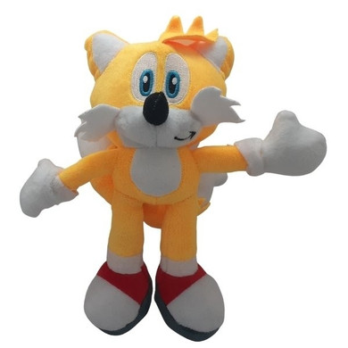 Sonic The Hedgehog - Tails The Fox 25cm Plush Toy