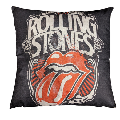Rolling Stones - Tongue Canvas Style 45x45cm Cushion