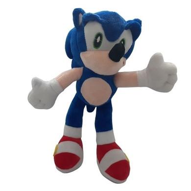 Sonic The Hedgehog - Blue Sonic Hanging 28cm Plush Toy