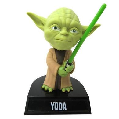Star Wars - Wacky Wobbler Yoda Figure