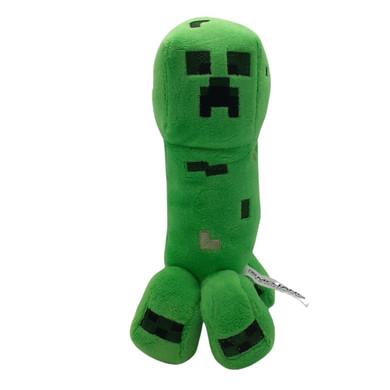 Minecraft - Green Creeper 18cm Plush Toy