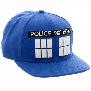 Doctor Who - Tardis Cap