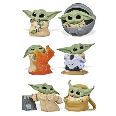 Star Wars: The Mandalorian - Baby Yoda (The Child) 5cm Figure