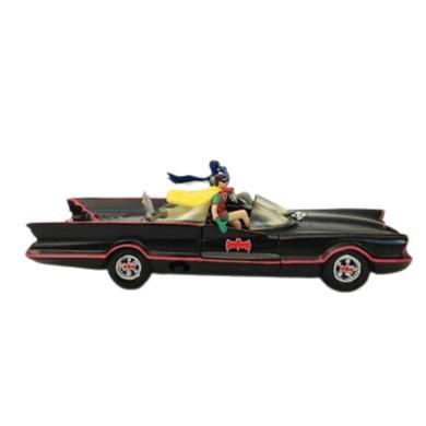 Batman - 1966 Batmobile 2 Figures With Lights & Music