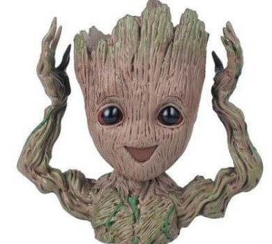 Guardians Of The Galaxy - Groot Hands in Air 15cm Planter